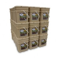 12 Months Supply Grab and Go Food Kits (2 Servings/Day)