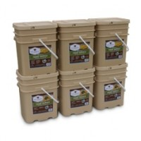 3 Months Supply Grab and Go Food Kits (2 Servings/Day)