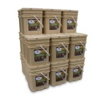 6 Months Supply Grab and Go Food Kits (3 Servings/Day)