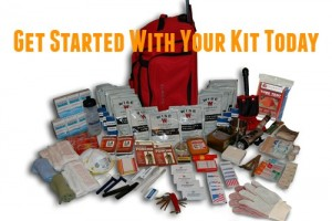 Get Started with a Disaster Survival Kit