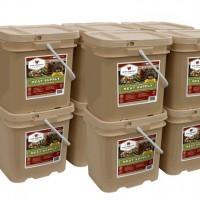 600 Serving Wise Meat Buckets