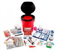 2 Person Bucket Survival Kit