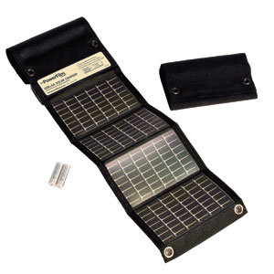 battery back up USB AA Solar Charger