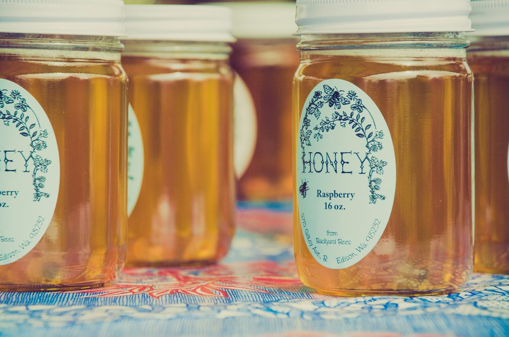 Honey, a must have survival prep.