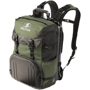 Pelican ProGear™ S100 Sport Elite Laptop Backpack – Green