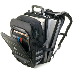 Pelican ProGear™ U100 Urban Elite 15″-17″ Laptop Backpack – Black
