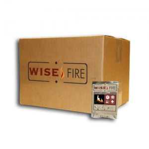 Boxed Individual Pouches- Wise FIre FSWF