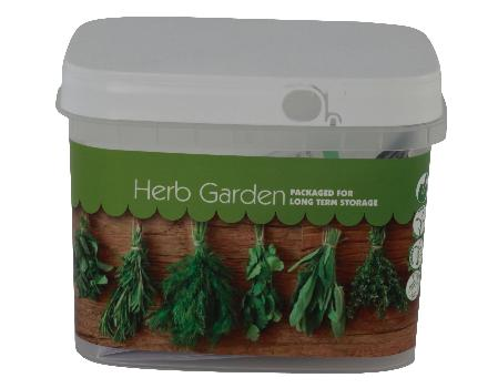 Culinary Herb Garden Preparedness Seeds