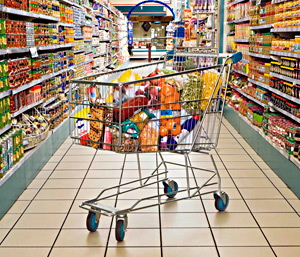 What to buy at your grocery store to prep for when you need doomsday survival.
