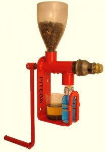 Nut and Seed Oil Expeller / Oil Press