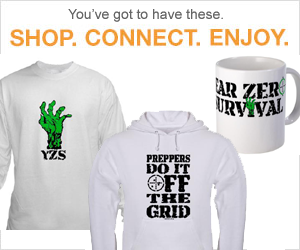 Get Your Official Year Zero Survival wear