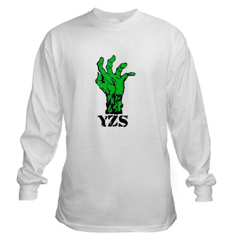 Year Zero Survival Zombie Hand T-shirts