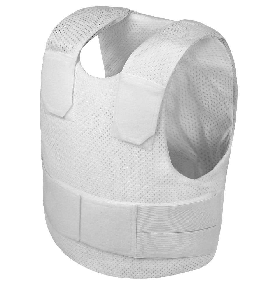 Safeguard Armor Ghost - (This a covert lightweight vest which offer Stab and Spike Level 1 and 2, and can offer ballistic protection available at NIJ Level II-IIIa)