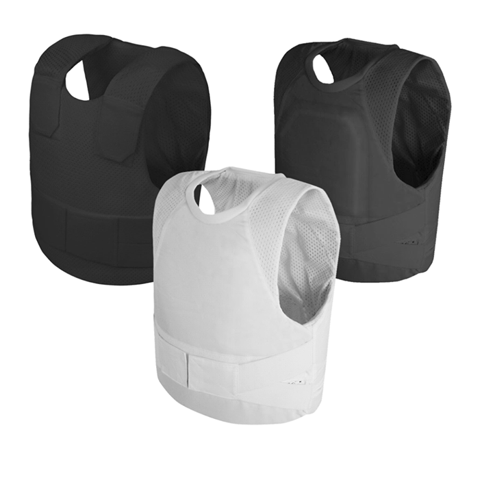 Image of Multiple Covert Body Armor Vests