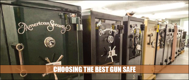 Top 10 Best Gun Safes 2018