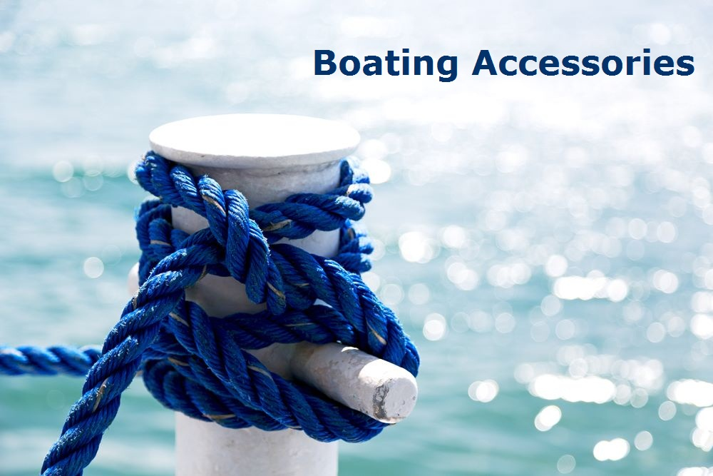 Boating Gear -  boat fender, boat hook, boat loop, boating accessories, boating supplies, dock pole, docking, docking aid, docking loop, quick fender