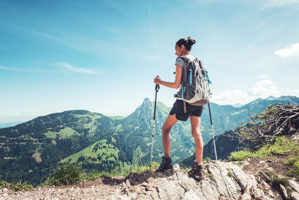Tips to surviving your first hike