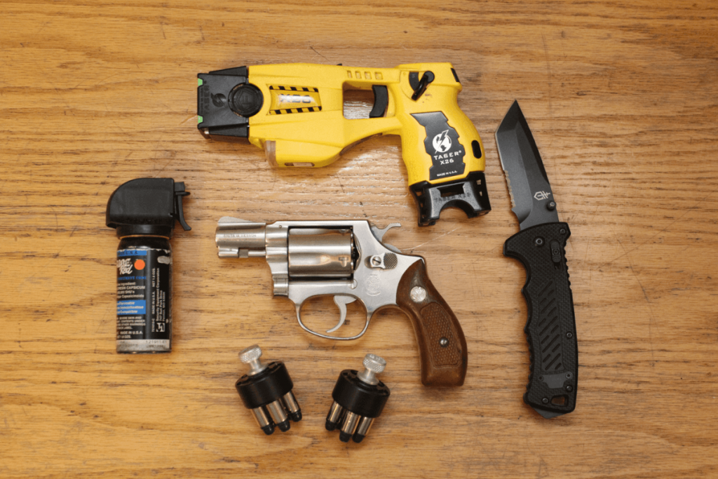What are the 5 Legal Self Defense Weapons You Should Consider Buying?