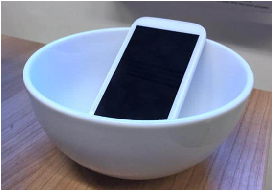Camping Hack #3 Use a Bowl Speaker to Increase the Volume of Your Music