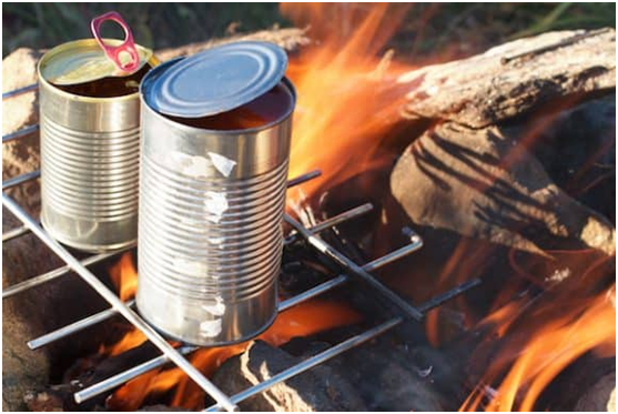Camping Hack #10 Throw Your Beans in the Fire, Get in the Cowboy Spirit