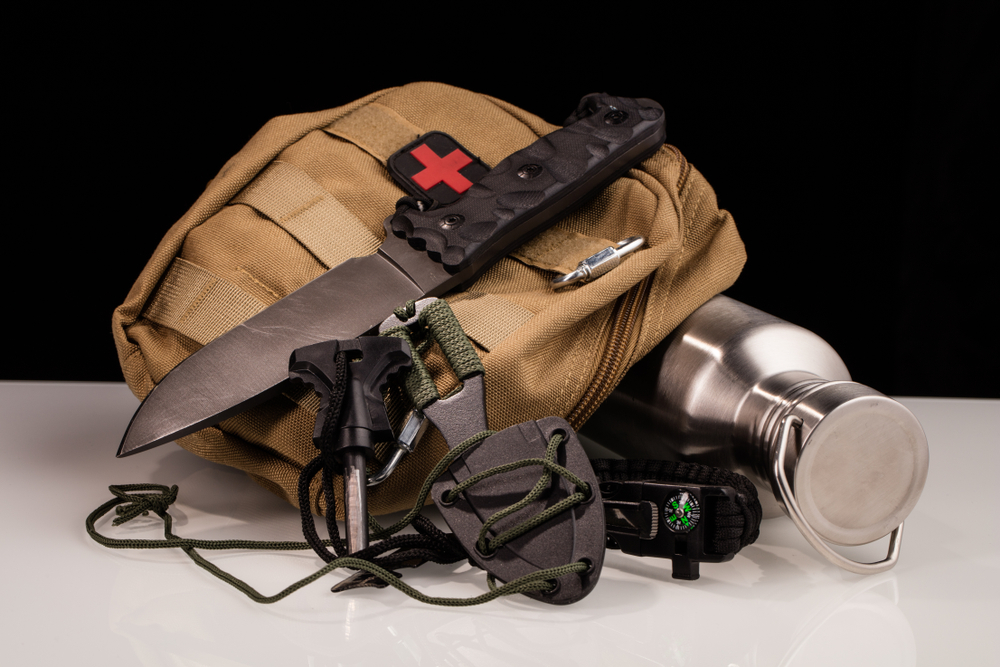 How do you save money on survival gear?