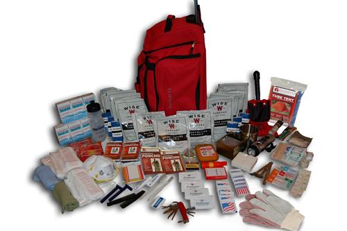 Deluxe Food Storage Survival Kit