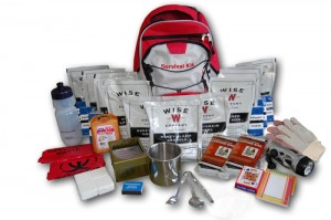 Food Storage Survival Kit