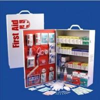 4 Shelf First Aid Cabinet