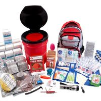 10 Person Bucket Survival Kit