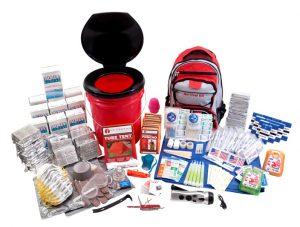 10 Person Bucket Survival Kit