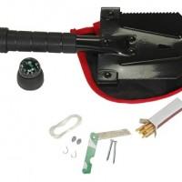 Compact Multi-Function Shovel