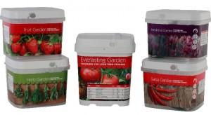 Heirloom Preparedness Seed Pack of 5